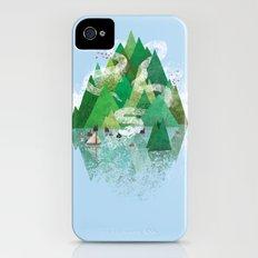 Mysterious Island iPhone (4, 4s) Slim Case