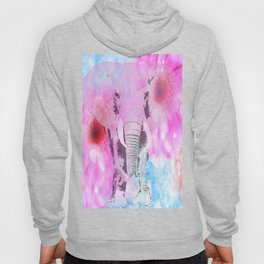 ELEPHANT and DASIES Hoody