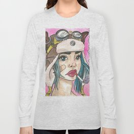 Tank Girl Long Sleeve T-shirt