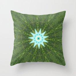 Explosive Throw Pillow