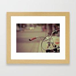 """All that spirits desire, spirits attain"" - Khalil Gibran Framed Art Print"