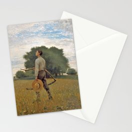 Song Of The Lark - Digital Remastered Edition Stationery Cards
