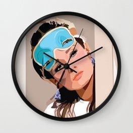 Thursday Mood Wall Clock