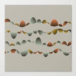 Bubble Music 1 Canvas Print