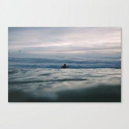 Ocean Surf II Canvas Print