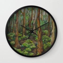 Boranup Forest Wall Clock