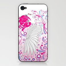 Angelica iPhone & iPod Skin