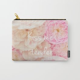kiss me tender Carry-All Pouch