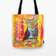 CAT OR TWO Tote Bag