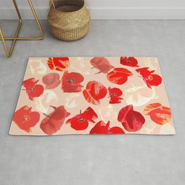 Poppies Rug