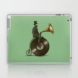 Music Man (Green Option) Laptop & iPad Skin