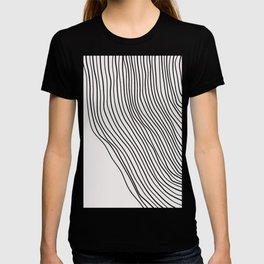 Line Drawing,Line Art,Abstract Art Print,Black and White Print,Line Art Print,Abstract Wall Art,Wall T-shirt