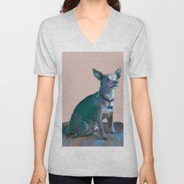 Bunny Unisex V-Neck