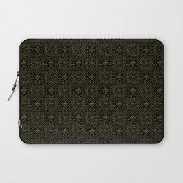 Diamond gold pattern Laptop Sleeve