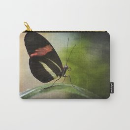 Butterfly Ink. Carry-All Pouch