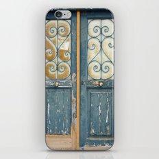 Door, Athens iPhone & iPod Skin