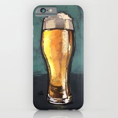 Glass of Beer Slim Case iPhone 6s