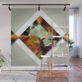 Hypo in a Square Wall Mural