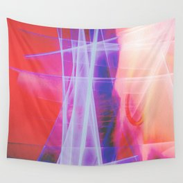 Colors in Light Wall Tapestry