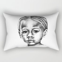 Ebony Rectangular Pillow