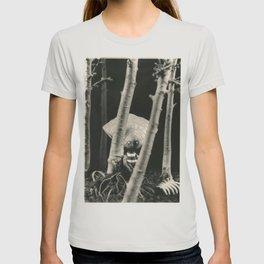 Oyster Boy - tim burton T-shirt