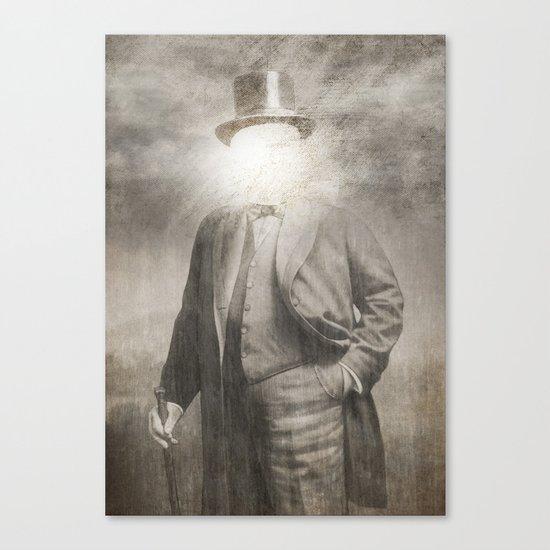 Mr. Sunshine  Canvas Print