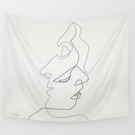 Close Wall Tapestry