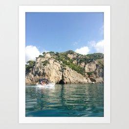 Italy Art Print