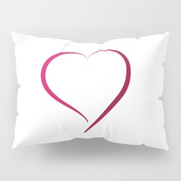 Heart in Style by LH Pillow Sham