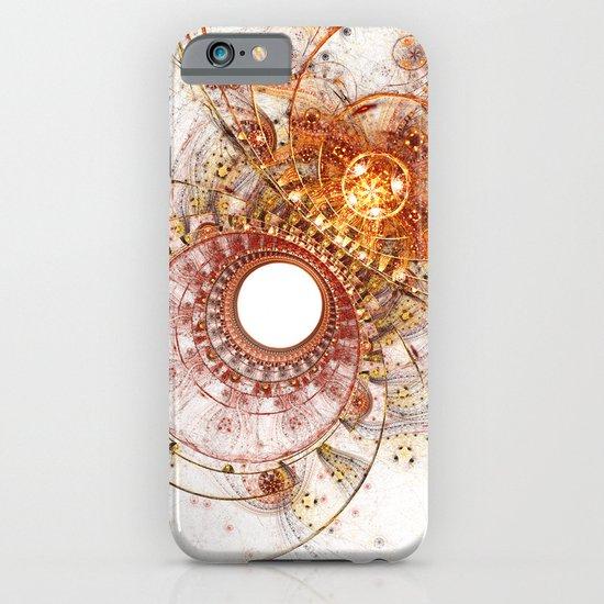 Fiery Temperament iPhone & iPod Case