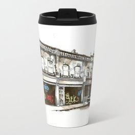 Shutters, Grantham Street, Dublin Travel Mug