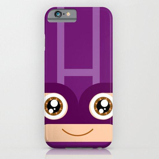 Adorable Hawkeye iPhone & iPod Case
