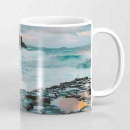 Giant's Causeway at Sunrise Coffee Mug