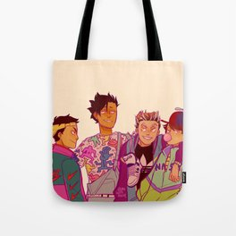 BAD FASHION  Tote Bag