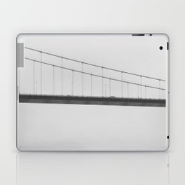 fishing on the bosphorus Laptop & iPad Skin