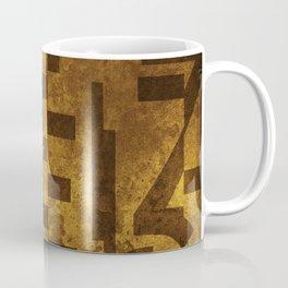 Hefeweizens Beer Typography Coffee Mug