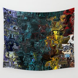Visions in the Wind Wall Tapestry