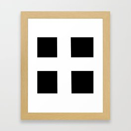 Cross 2 Framed Art Print