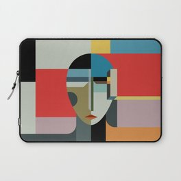 WOMAN OF WHEN Laptop Sleeve