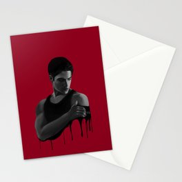 Bad Blood I Stationery Cards