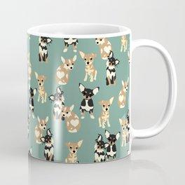 Chihuahuas Coffee Mug