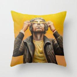 G Throw Pillow