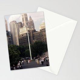 New York City 1957 Stationery Cards