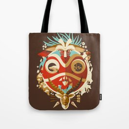 The Days of Gods and Demons Tote Bag