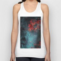 nightmare Tank Tops featuring Nightmare by Tayler Smith