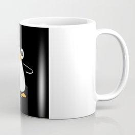 Penguin Gift Idea Design Motif Coffee Mug