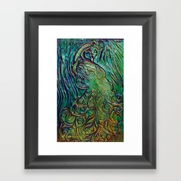 Cooled Pride Framed Art Print
