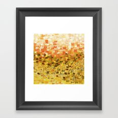 :: Sun Compote :: Framed Art Print