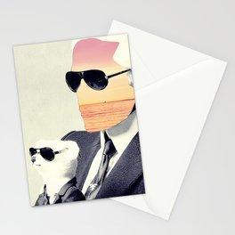 Insurgent Karl Stationery Cards
