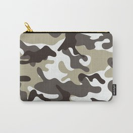 Urban Camo Camouflage Pattern Carry-All Pouch